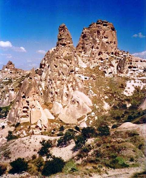 Türkei-Kappadokien Rundreise