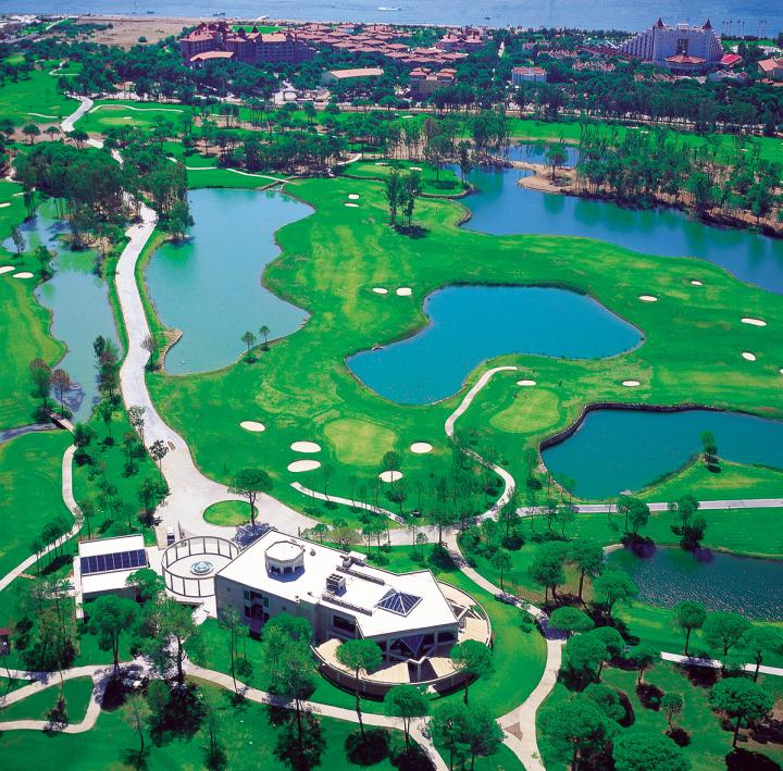 Antalya Golf Club in Belek