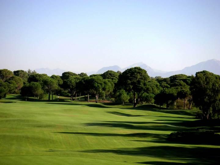 Antalya Golf Club in Belek- Sultan und Pasha Golfplatz
