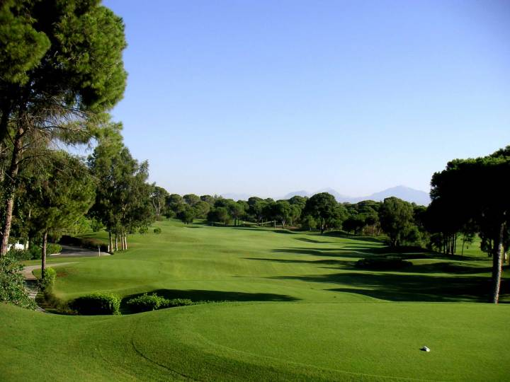 Antalya Golf Club in Belek- Sultan und Pasha Golfplatz