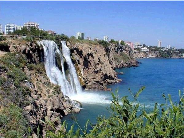 Antalya- Wasserfall