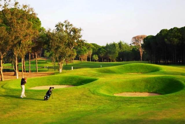 Golfanlage in Belek-Türkei