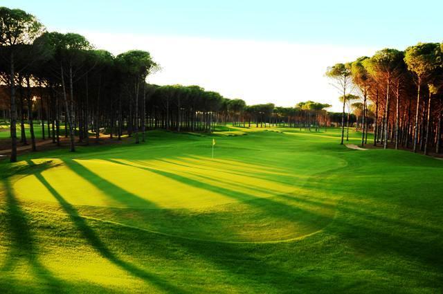 Belek Golfclubs in der Türkei