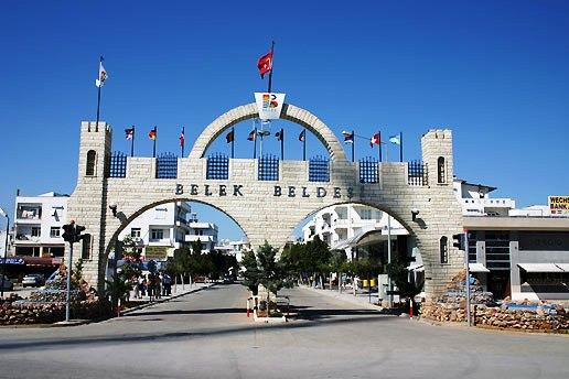 Einkaufszentrum in Belek-Belek Hotels Last Minute buchen