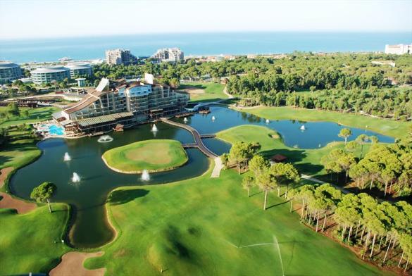 Golfhotels in Belek günstig buchen