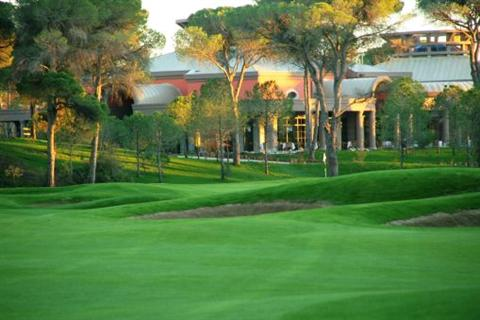Cornelia Faldo Golfclub in Belek