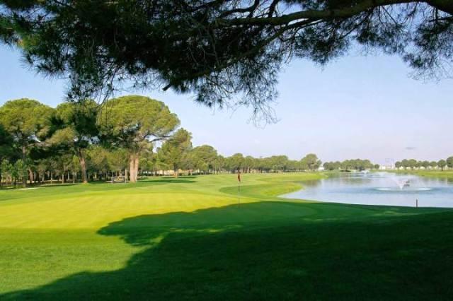 Gloria Golfclub in Belek