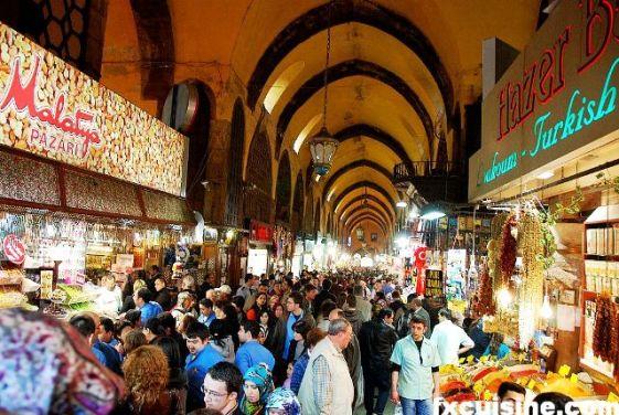 Grand Bazar in Istanbul-Istanbul Hotels günstig buchen