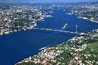 Istanbul-Bosphorus Brücke