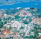 Istanbul- Moscheen und Altstadt