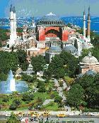 Istanbul- Hagia Sophia