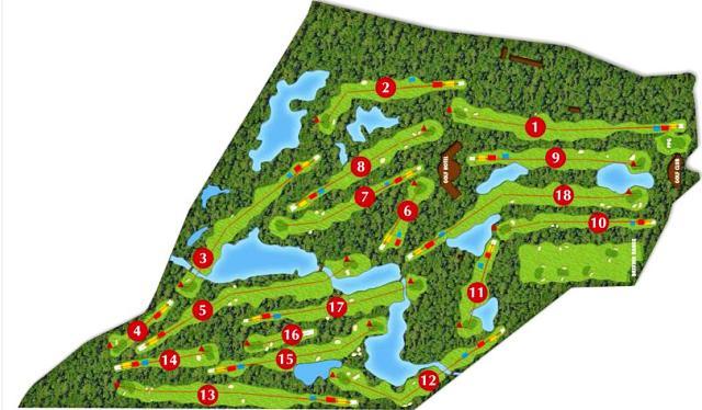 Kaya Eagles Golfclub in Belek