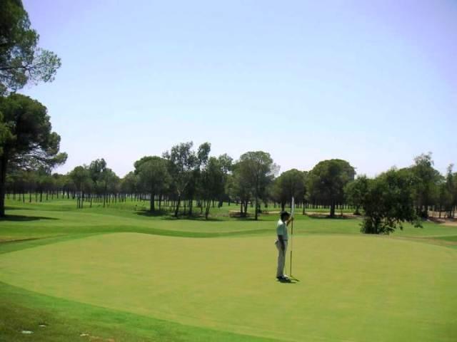 Montgomerie Maxx Royal Golfclub in Belek