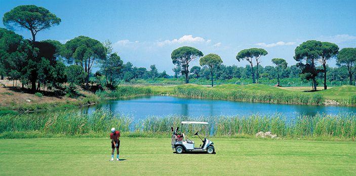 National Golf Club in Belek