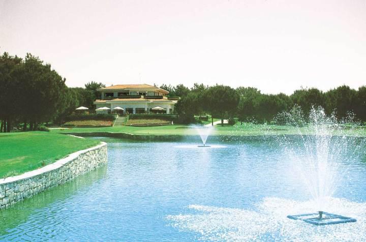 National Golf Club in Belek-Seen