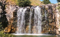 Wasserfall in Antalya-Türkei