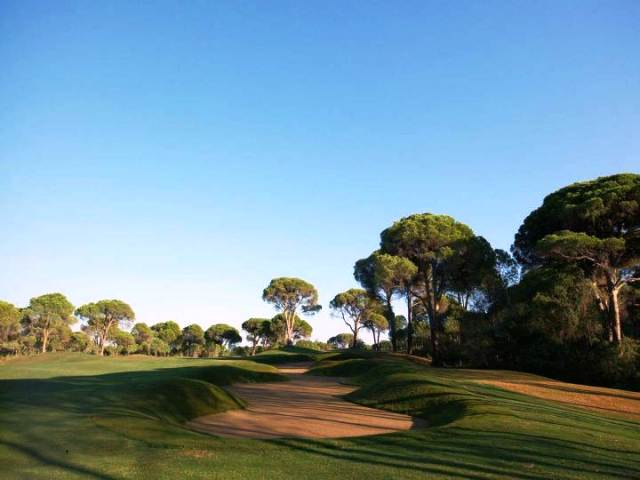 Sueno Pines and Dunes Golfclub in Belek