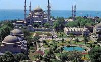 Blaue Moschee in Istanbul-Günstige Istanbul Reisen in der Türkei