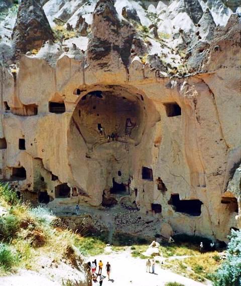 Türkei Reise mit Kappadokien-Höhlenkirchen