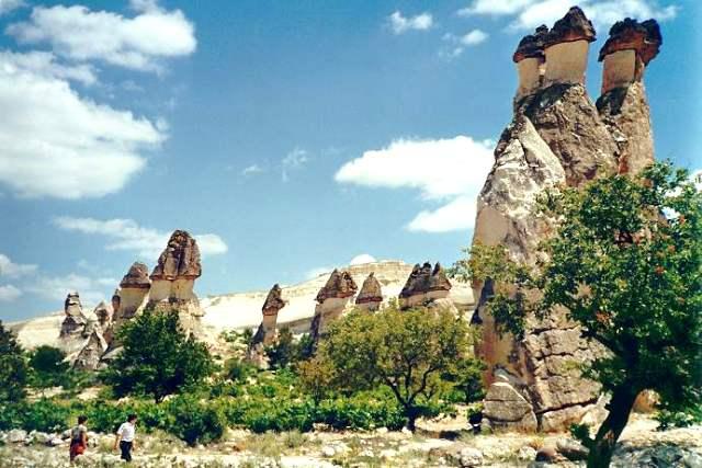 Türkei-Kappadokien Reise günstig buchen