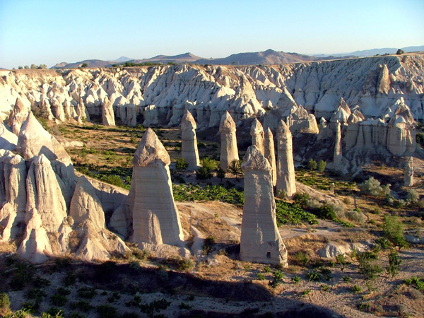 Türkei Ferien mit Kappadokien Rundreise