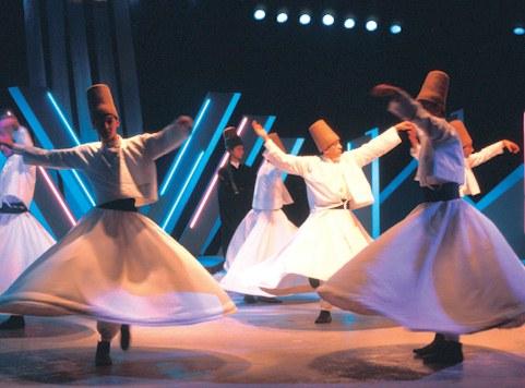 Kappadokien Reise-Tanzende Dervische
