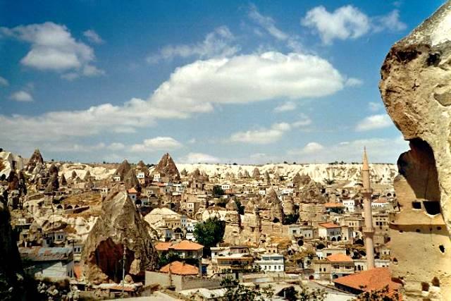 Kappadokien Rundreise in der Türkei-Nevsehir und Göreme