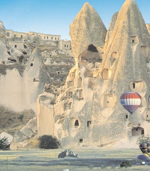 Türkei-Kappadokien Reise-Ürgüp-Göreme