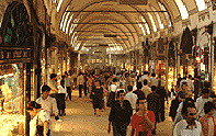 Grand Bazar Istanbul in der Türkei-Günstige Last Minute Türkei Hotels