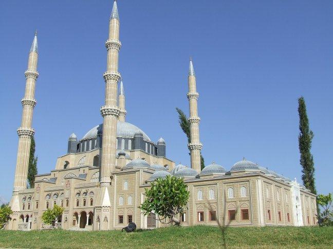 Selimiye Moschee in Edirne-Marmararaum der Türkei