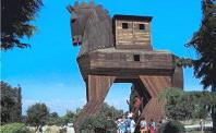 Troja- Ferien in der Türkei