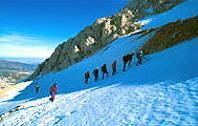 Erzurum-Winterferien in den Bergen der Türkei