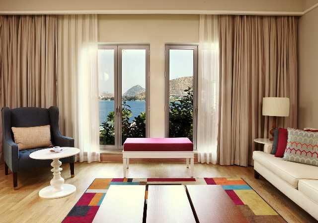 Hotel Xanadu Island -Bodrum-Türkei-ZImmerübersicht