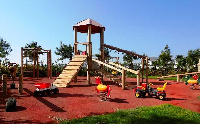 Xanadu Island -Bodrum-Türkei-Kinderpark