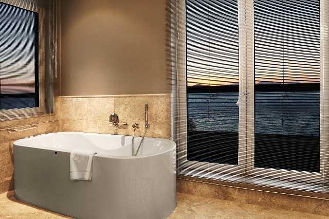 Hotel Xanadu Island -Bodrum-Türkei-Badzimmer