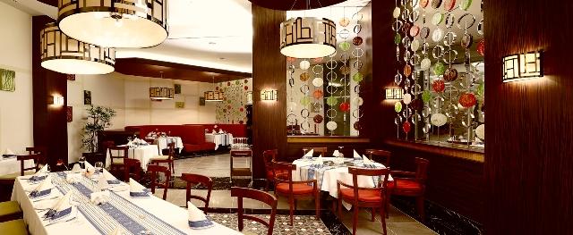 Xanadu Island Bodrum -Türkei- Restaurant