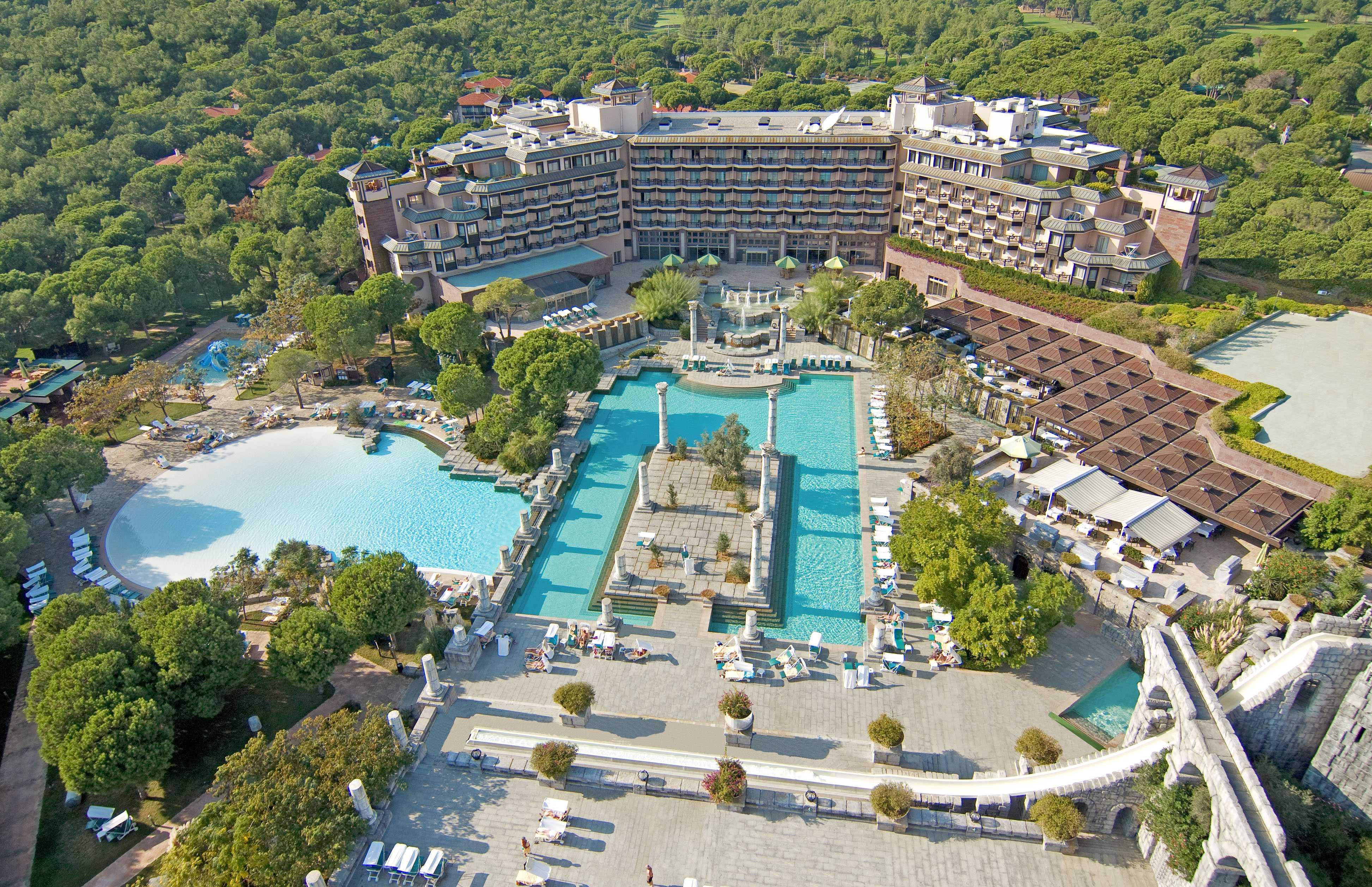 Crystal Family Resort Spa Belek Serik Serik Antalya Turkey