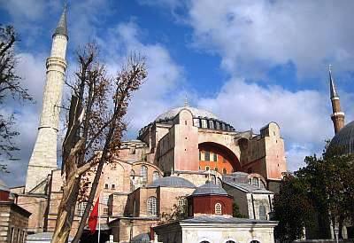 Hagia Sophia Museum Istanbul-Türkei-Istanbul Hotels Last Minute buchen
