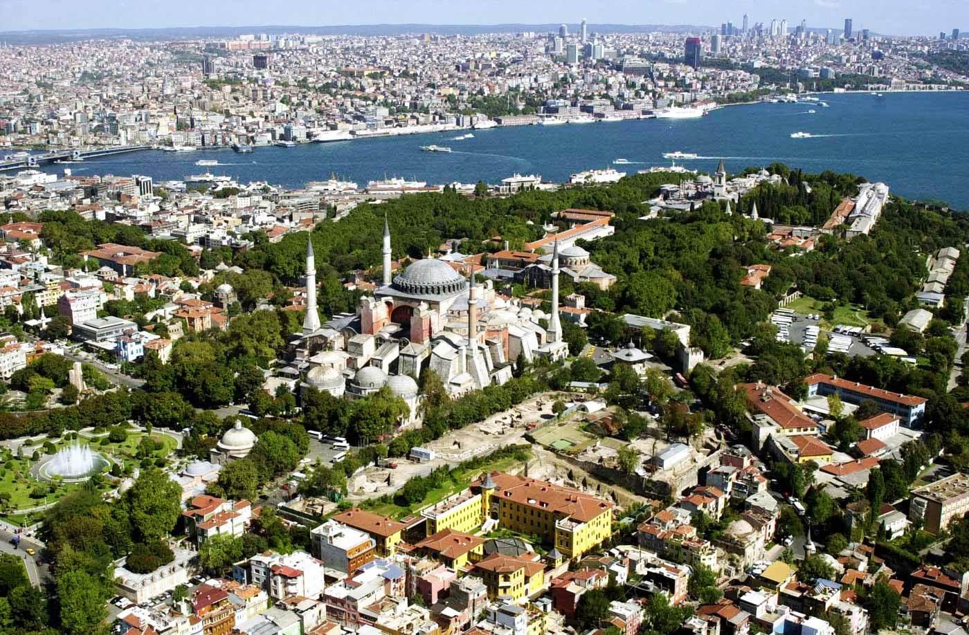 Topkapi Palast Istanbul in der Türkei-Günstige Istanbul Hotels buchen