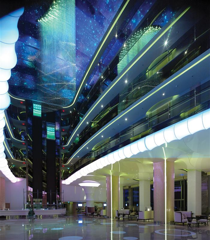 Maxx Royal Resort- Belek- Türkei-Lobby