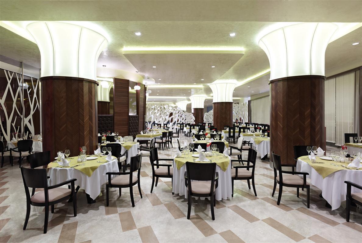 Maxx Royal Resort- Belek-Türkei-Restaurant