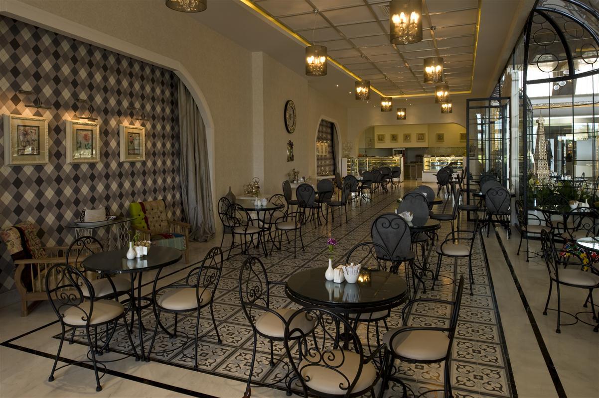 Maxx Royal- Belek-Türkei-Cafe
