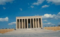 Anitkabir Ankara-Mausoleum von Atatürk