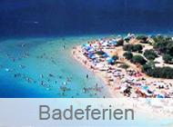 Badeferien in der Türkei