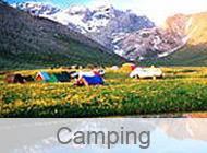 Camping in der Türkei
