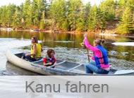 Kanu fahren in der Türkei