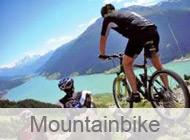 Mountainbike in der Türkei