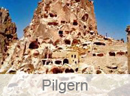 Antike Stätten in der Türkei