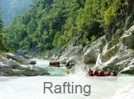 Rafting in der Türkei
