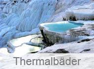 Thermalbäder in der Türkei
